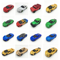 Специальный 1: 64 Сплава модели автомобиля Спортивный автомобиль ВНЕДОРОЖНИК позолоченные краски дети toys 16 свободный выбор Бесплатный стандартные марки