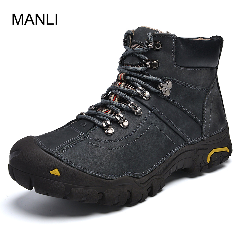 MANLI Men Desert Tactical Military Boots Men Work Safty Shoes SWAT Army Boot Militares Tacticos Zapatos Ankle Combat Hiking ShoeMANLI Men Desert Tactical Military Boots Men Work Safty Shoes SWAT Army Boot Militares Tacticos Zapatos Ankle Combat Hiking Shoe