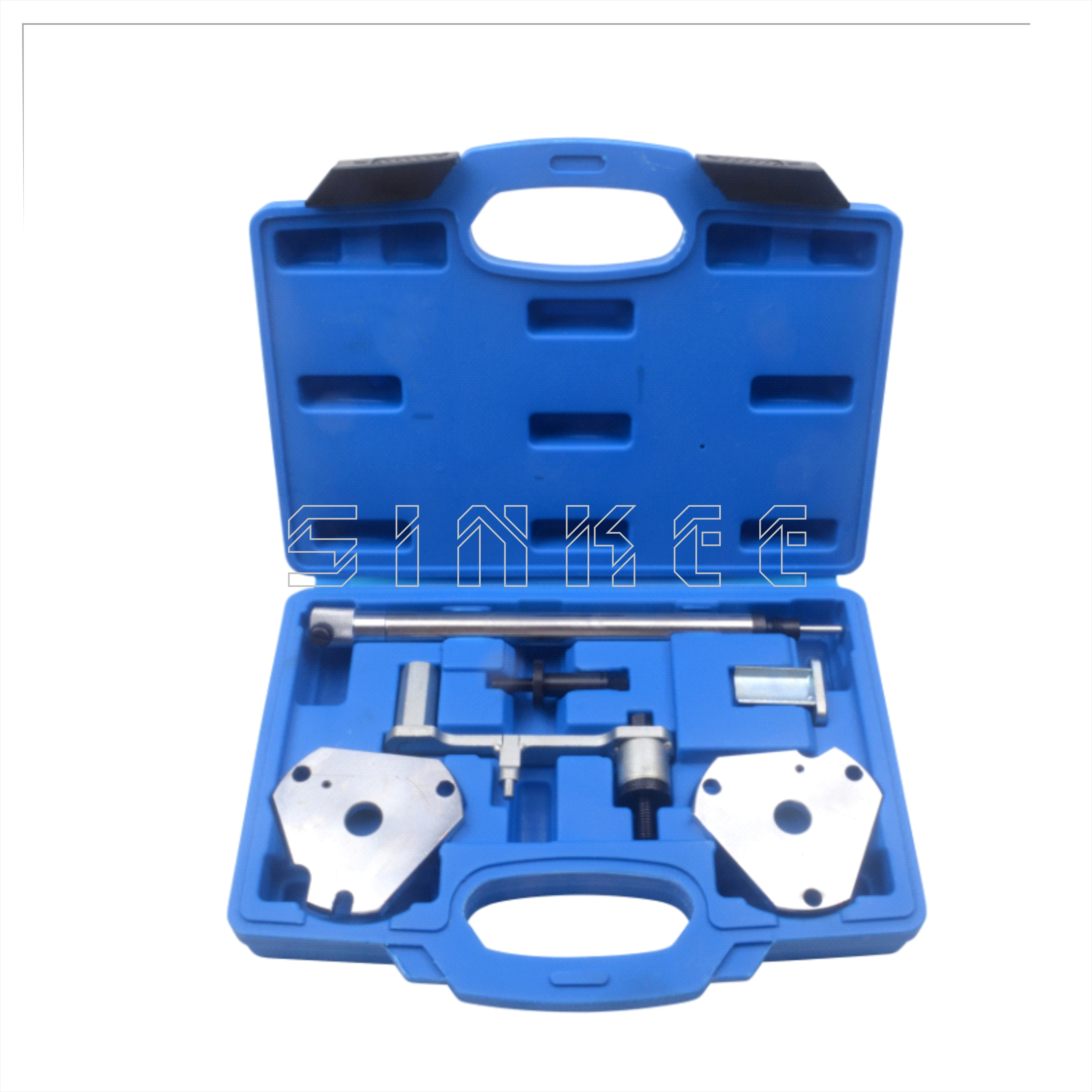 Petrol Engine Twin Cam Camshaft Timing Setting Lock Tool Set For Fiat 1.6 16v petrol engine timing setting locking tool kit set for alfa romeo twin cam twin spark 1 4 1 6 1 8 2 0 16v 145 146 155 156 sk1113