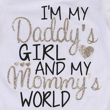 Daddy's Girl Onesie