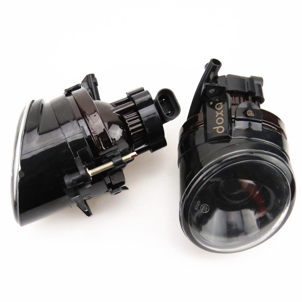 DOXA 1Pair Front Left Right Halogen Convex Lens Fog Light Lamp For VW Jetta Golf MK5 Rabbit Sciocco Seat Mii 1K0941699 1K0941700 doxa мужские швейцарские наручные часы doxa 155 10 151 010