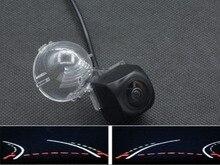 1080P Fisheye Lens Trajectory Tracks Car Rear view Camera For Suzuki Grand Vitara SX4 SX-4 Hatchback Crossover Alto S-Cross redpower 21153 suzuki sx 4
