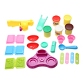 Ice Cream Mud Set Kid's Toy Plasticine Ice Cream Ice Lolly Mold Set Mode Soft Clay Play Doug for Baby Children Gift