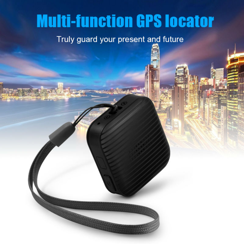 Precise GPS Pet Mini Tracking Device Locator A18 support GPS LBS Tracking With Google Maps Alarm