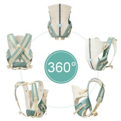 Egobababy 360 porte-bébé ergonomique Backpacks0-36 mois Portable bébé écharpe Wrap coton infantile nouveau-né bébé portant ceinture maman