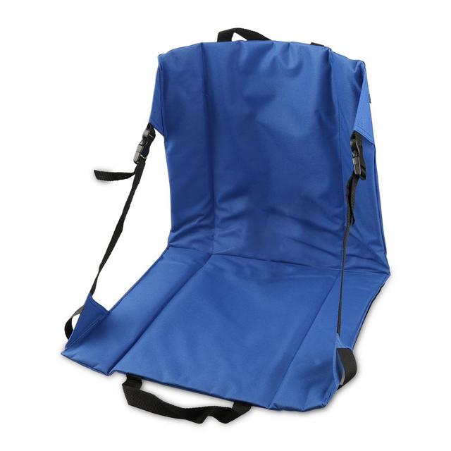 Portable Beach Chair Bar Height Outdoor Light Weight Folding Cushion Grass Camping For Hiking Fishing Picnic