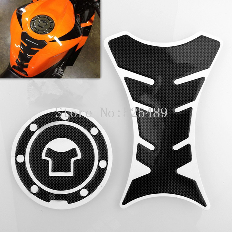 Motorcycle Decoration Fuel Tank Pad Decals/Gas Cap Pad Cover Stickers For Honda CBR CB 1000 1300 RC51 SP1 SP2 ST1300 VTR VFR RVF