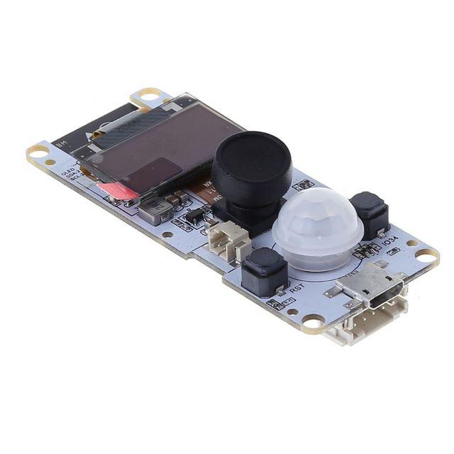 2019 Mới TTGO T Camera ESP32 WROVER & PSRAM Module Camera ESP32 WROVER B OV2640 Module Camera 0.96 OLED