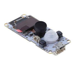Image 1 - 2019 NEW TTGO T Camera ESP32 WROVER & PSRAM Camera Module ESP32 WROVER B OV2640 Camera Module 0.96 OLED