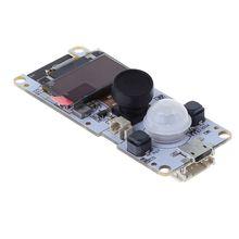 2019 nouveau Module de caméra TTGO t camera ESP32 WROVER & PSRAM ESP32 WROVER B Module de caméra OV2640 0.96 OLED