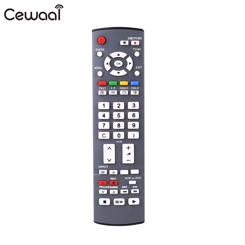 Replacement Remote Control For Panasonic EUR765109A TV Telev