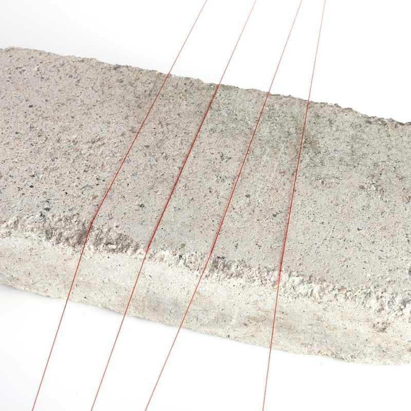 釣りライン 100/200/300/500 メートル超強力 100% 透明ナイロンないフルオロカーボン釣具非 -リネンマルチフィラメント赤