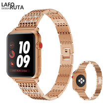 Laforuta Bracelet Strap for font b Apple b font font b Watch b font Band 40mm