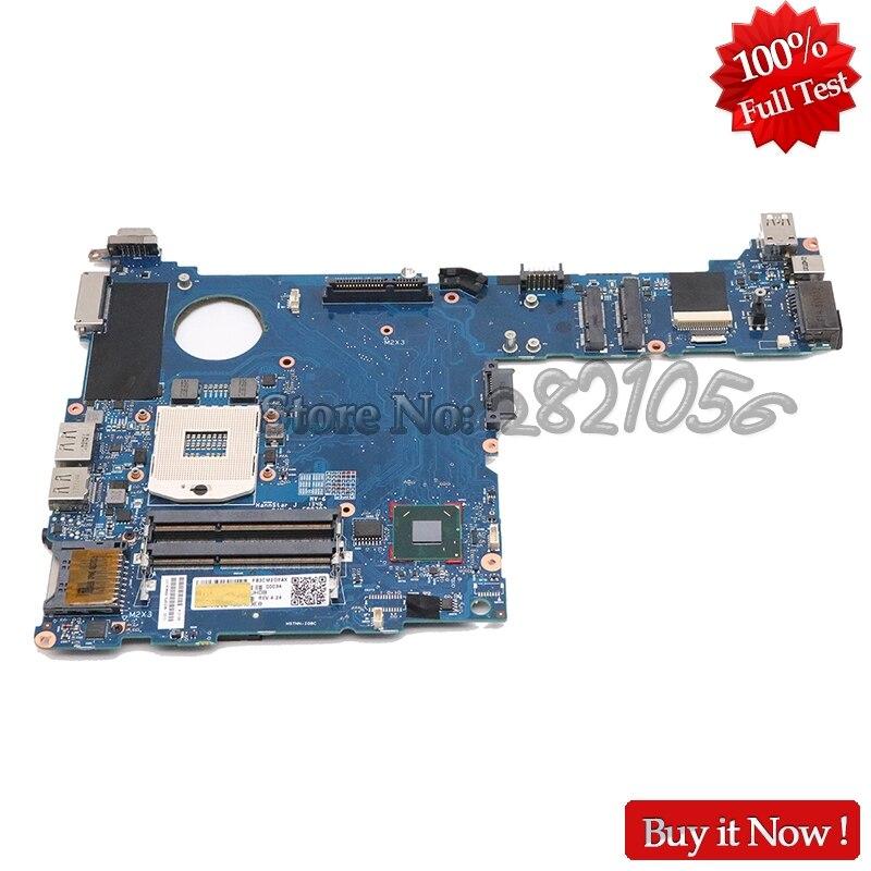 NOKOTION 685404 001 laptop motherboard for HP Elitebook 2570P Mainboard QM77 GMA HD 4000 DDR3 warranty