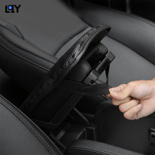 Car sticker armrest pad center console Universal car seat Breathable not slippery atmosphere does occupy space