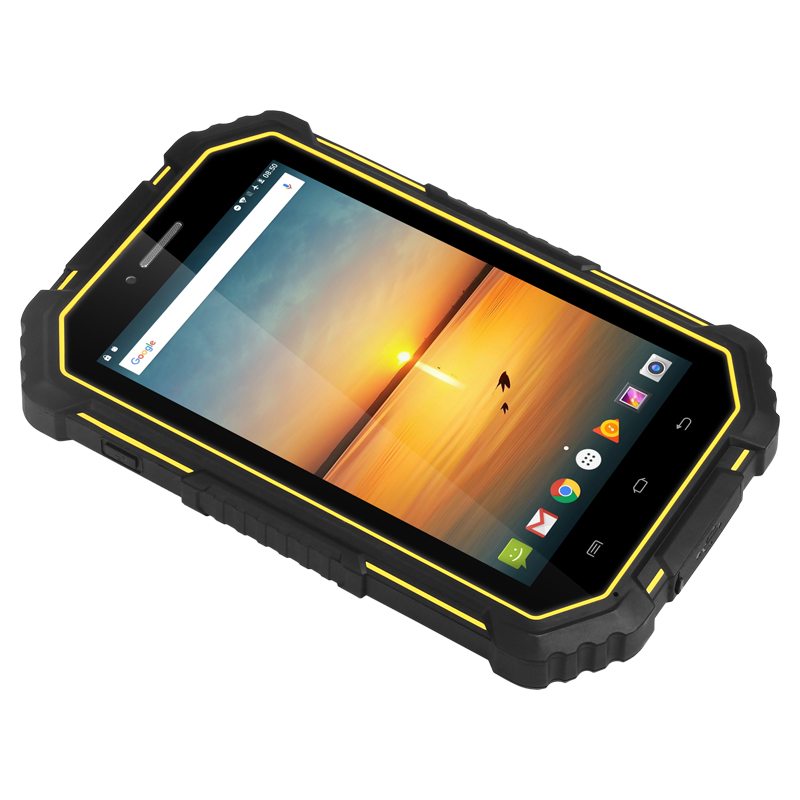 7 pouces tablette 4G/WIFI Android6.0 1280*800 7000mAh 2 GB/16 GB étanche peut appeler NFC extérieur trois-preuve tablette ebook lecteur GPS