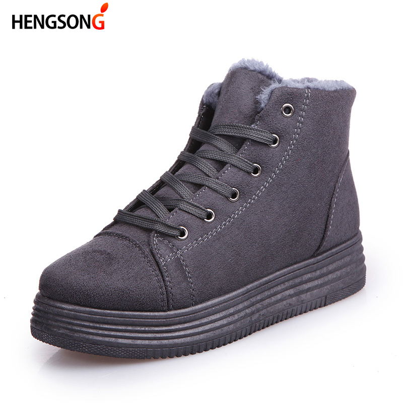 Women Winter Boots Suede Warm Platform Snow Ankle Boots Women Casual Shoes Round Toe Sneakers Female Botas Mujer OR919765 et laf100 laf100 for panasonic pt fw300u fw300u pt f100 pt f200nt pt f300ntea pt fw100ntea projector lamp bulb with housing