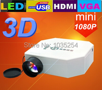 ФОТО Newest Version Support HDMI Mini Protable Pocket Game Digital LED player Projector for Home Cinema with hdmi/VGA /AV /USB/SD