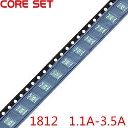 50 Teile/los 1812 0,1A/0.2A/0.5A/0,75A/1.1A/1.5A/1.6A/2A/2.6A/3A/3.5A SMT SMD Rückstellbare Sicherung PPTC PolySwitch Self-recovery-sicherungen