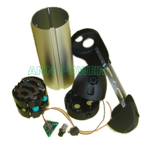 Ebike Battery Box 24v Li Ion Battery Case For Electric