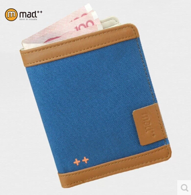 Men Wallet Purse Boy Short Canvas Coin Holder New Look Style Hot Sale Student Top Quality Stylish Creative Special Designer