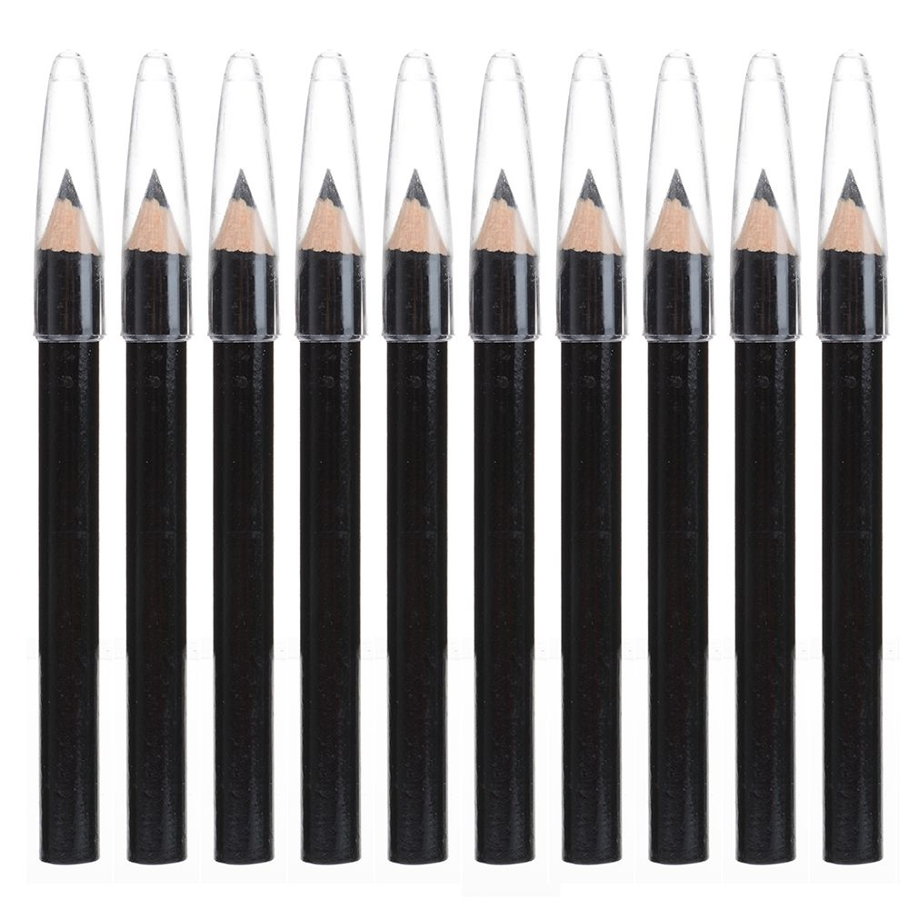 1 pc Eye Make Up Eyeliner Pencil Waterproof Eyebrow Beauty Pen Long-lasting Eye Liner Lip sticks Cosmetics Eyes Makeup Tools black long lasting pencil waterproof eyeliner mascara makeup waterproof lengthening cosmetics set cosmetic beauty makeup meiking