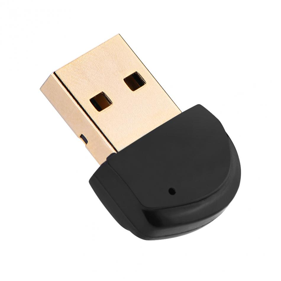 Mini Drive Free USB Bluetooth 4.2 USB Bluetooth Adapters Dongles Audio Adapter Transmitter Wireless USB Dongle