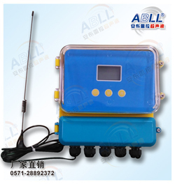 Customized GPRS wireless ultrasonic level meter SMS notification liquid level meter wireless transmission ultrasonic level meter