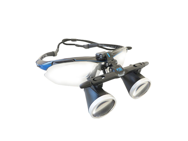 High Quality Ultra-light 2.5X Headwear Medical magnifying glass Surgical loupes Dental Loupes medical loupes FD-501-G-4  цены