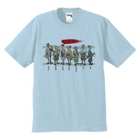 High Q Unisex Anime Cos Akira Kurosawa The Seven Samurai Cotton Casual T Shirt Tee T Shirt