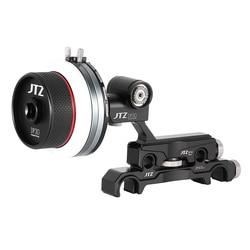 JTZ DP30 AB Stop Follow Focus 15mm/19mm KIT for A7R II FS700 C300 C500 BMCC ARRI