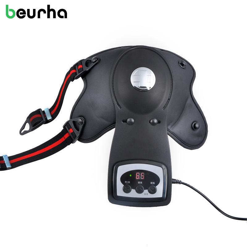 Beurha Knee Massager Infrared Magnetic Therapy Joint Physiotherapy Instrument Relieve Elbow Shoulder Arthritis Leg Pain knee rehabilitation equipment knee joint pain massager treatment pain relief therapy arthritis