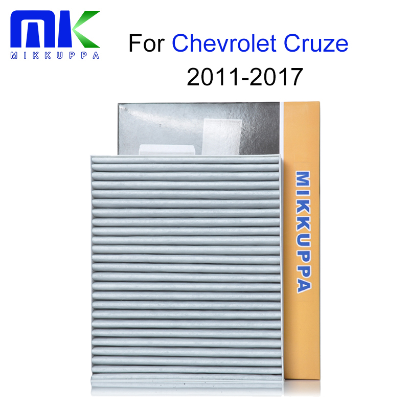 Us 14 99 25 Off Aliexpress Com Buy Mikkuppa Cabin Air Filter For Chevrolet Cruze 2011 2012 2013 2014 2015 2016 2017 Auto Car Accessories Oem