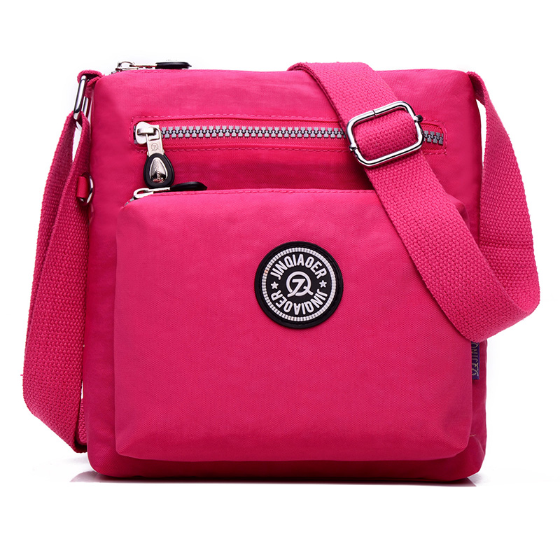 Hot Sale Handbag Women Messenger Bags for Women Bag Waterproof Nylon Ladies Shoulder Crossbody Bags sac a main bolsa feminina hot sale handbag women messenger bags for women bag waterproof nylon ladies shoulder crossbody bags bolsa feminina f93
