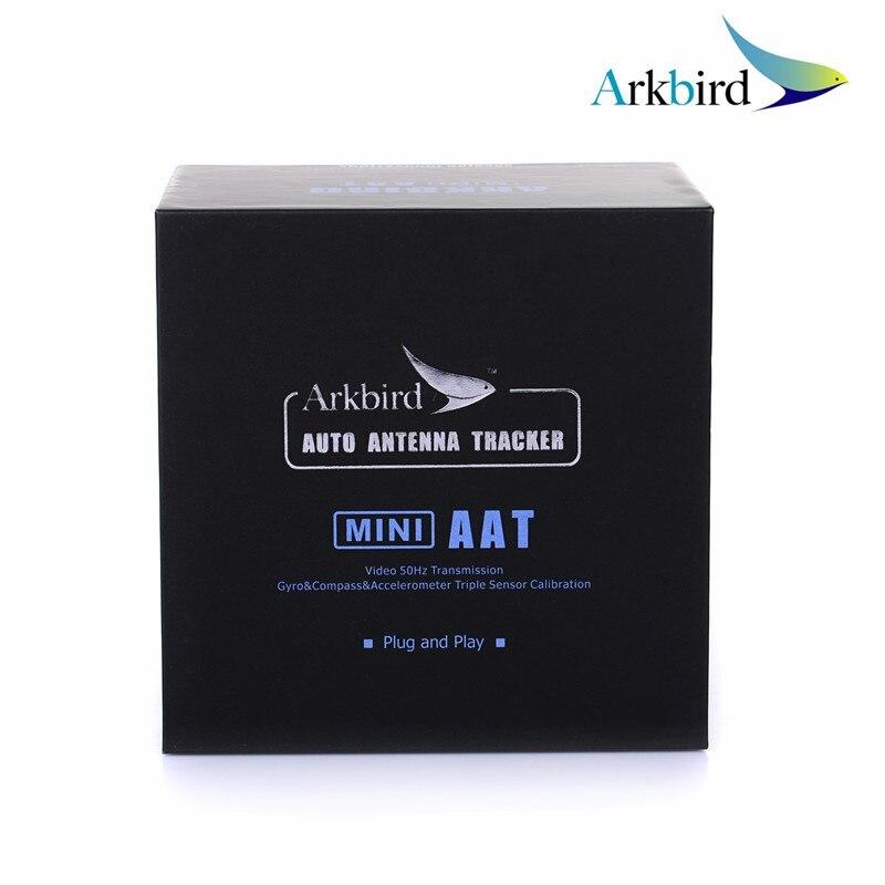 Arkbird FPV 5.8G Mini Auto Antenne Tracker Cardan W/Air Module et Sol Système Intégré Vidéo Récepteur Longue gamme Système
