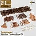 Spot Studder Dent Pulling Welding Consumables Kit Dent pulling welding rings Spotter Welding Studs(SS-007)