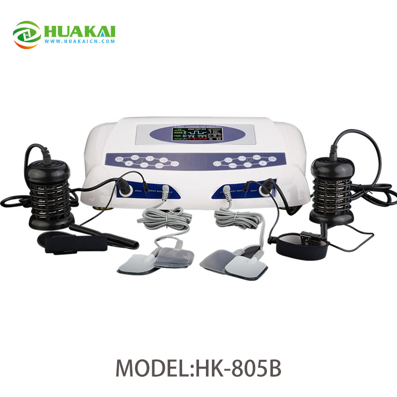 NEWEST Ion Foot Spa HK-805B with Low-frequency new with low frequency ion cleanse foot spa