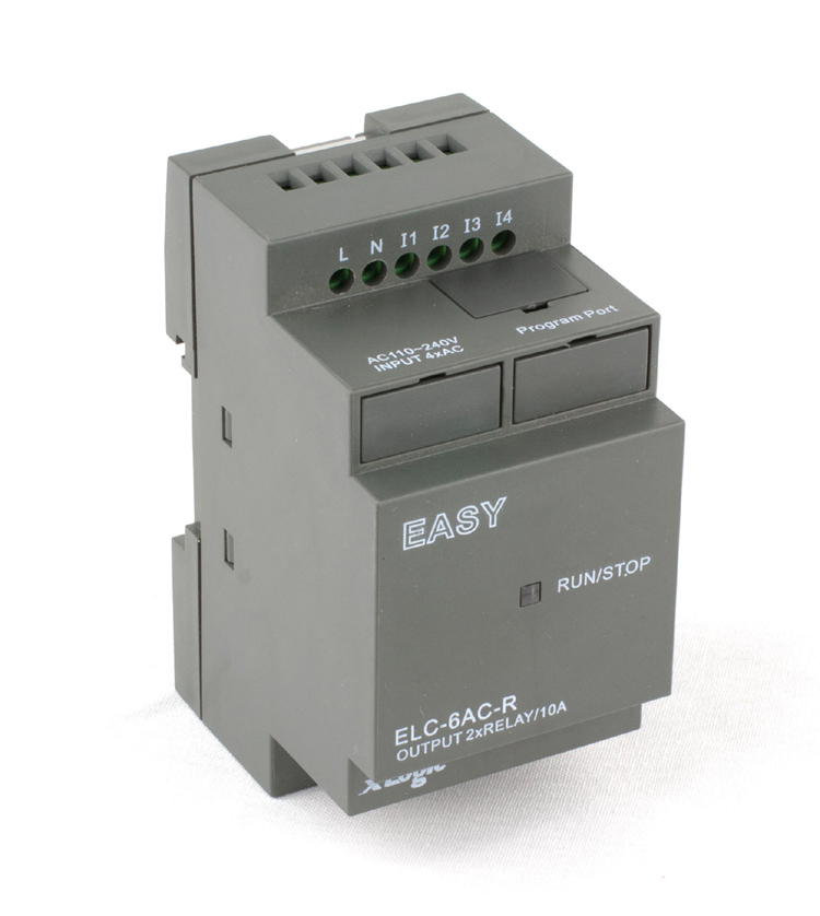 Latest &innovative Programmable Logic Controller,Micro Plc,smart Relay ELC-6AC-R