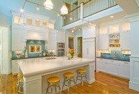 2017 Розничная и оптовая продажа классический дизайн твердой древесины кухни мебель S1606056