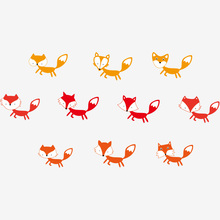 Cute Fox Metal Cutting Dies Animals Decorative For DIY Scrapbooking Stencils Embossing Paper Cards Die New