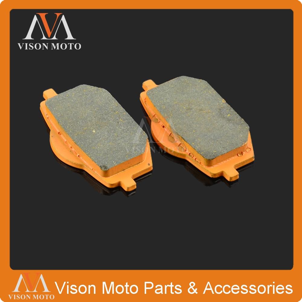 Motorcycle Front Caliper Brake Pads For YAMAHA XV 535 VIRAGO 1988 1989 1990 1991 1992 1993 1994