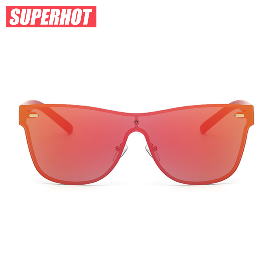 Fashion Brand Sunglasses  superhot square mirror women s sunglasses new fashion brand