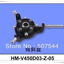 Walkera V450d03 Swashplate HM-V450d03-Z-05 V450D03 Parts Free Shipping