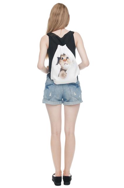 Classic Fashion Animal Figure 3D Backpack