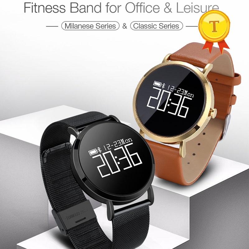 2018 beautiful Smart Watch Bracelet women men male female fitness bracelet blood pressure fitness tracker Bluetooth