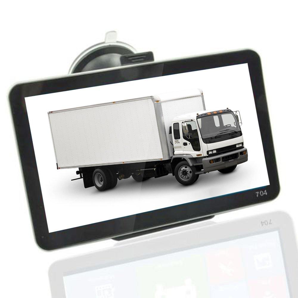 7 Inches GPS Navigation TFT LCD Display