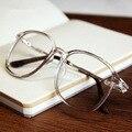 2016 de La Manera gafas de Ordenador de La Vendimia M Uñas Ojo Marco de Los Vidrios Para Las Mujeres de Los Hombres De Marca Gafas Marco Óptico Gafas De Grau