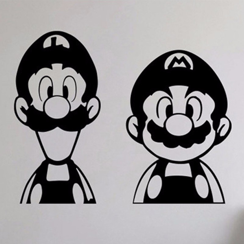 super mario wallpaper for bedroom