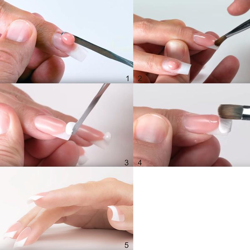 Gelike 30g Builder Gel Gel Extension Soak Off UV Gel Pink White Transparent Clear Color Poly Gel in Nail Gel from Beauty Health