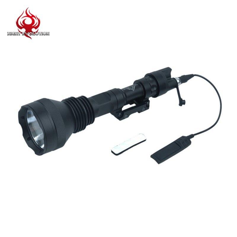 ФОТО Night Evolution TACTICAL SUPER BRIGHT Weapon LIGHT M971 LED Hunting Handheld NE04013
